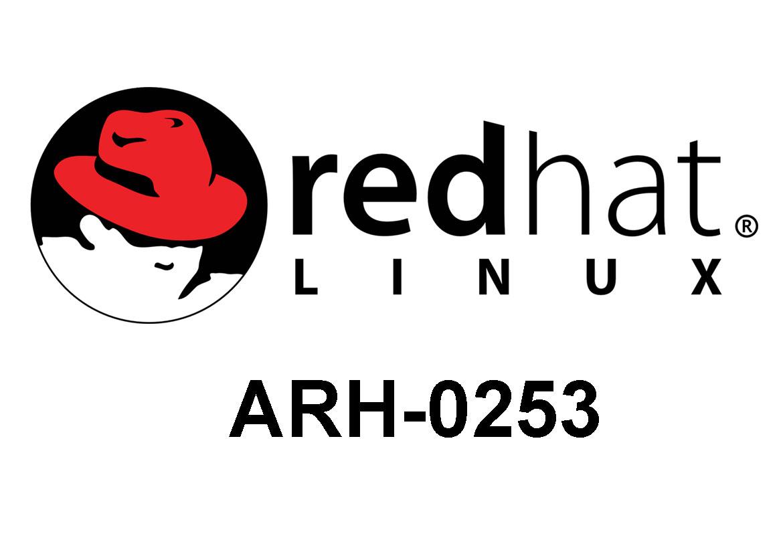 ARH-0253 Администрирование сетевых служб в RHEL и аспекты безопасности