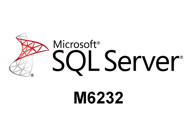 M6232 Реализация баз данных в Microsoft SQL Server 2008 R2