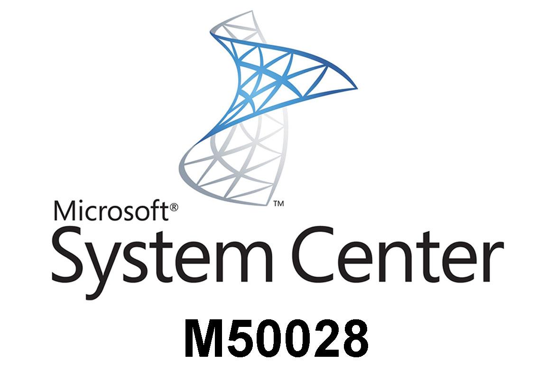 М50028 Установка и конфигурирование System Center Operations Manager 2007 R2