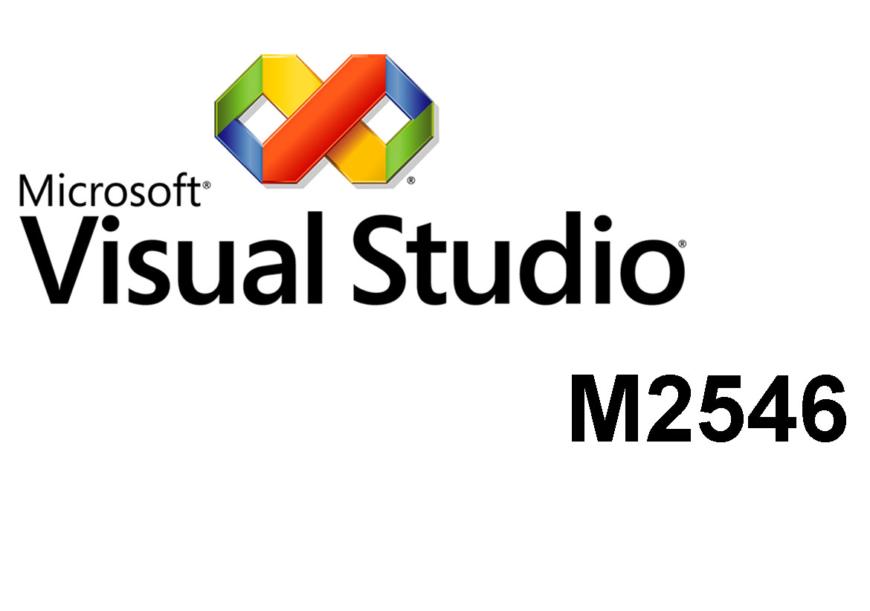 M2546 Базовая разработка Windows Forms приложений с использованием Microsoft Visual Studio 2005