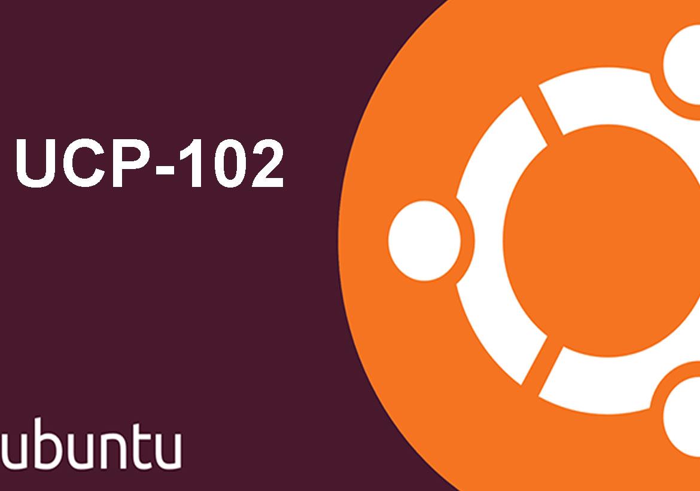 UCP-102 Сетевое администрирование Ubuntu Linux