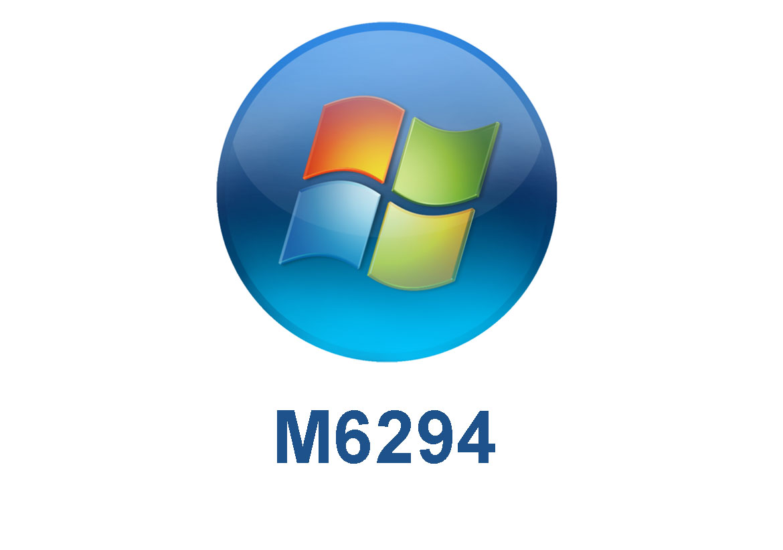 M6294 Планирование и управление процедурой развертывания Windows 7