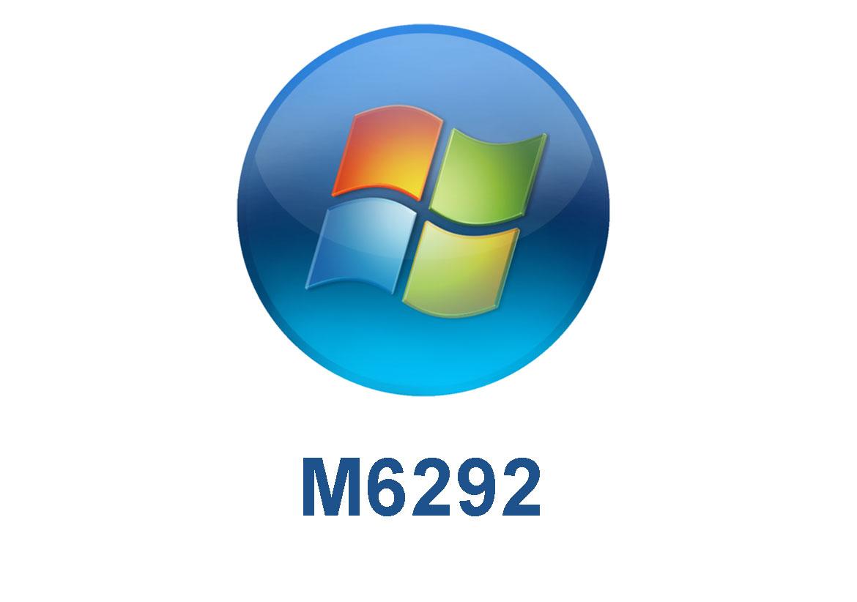 M6292 Установка и настройка Windows 7