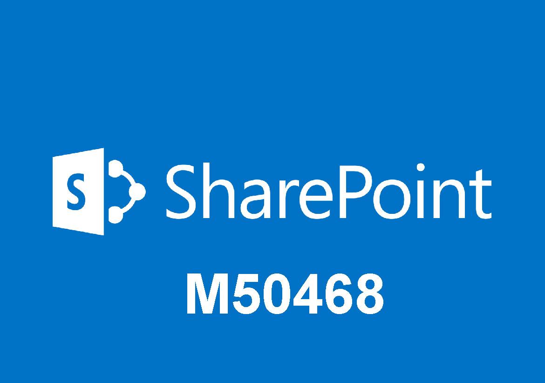 M50468 SharePoint 2010 для конечных пользователей, уровень 1