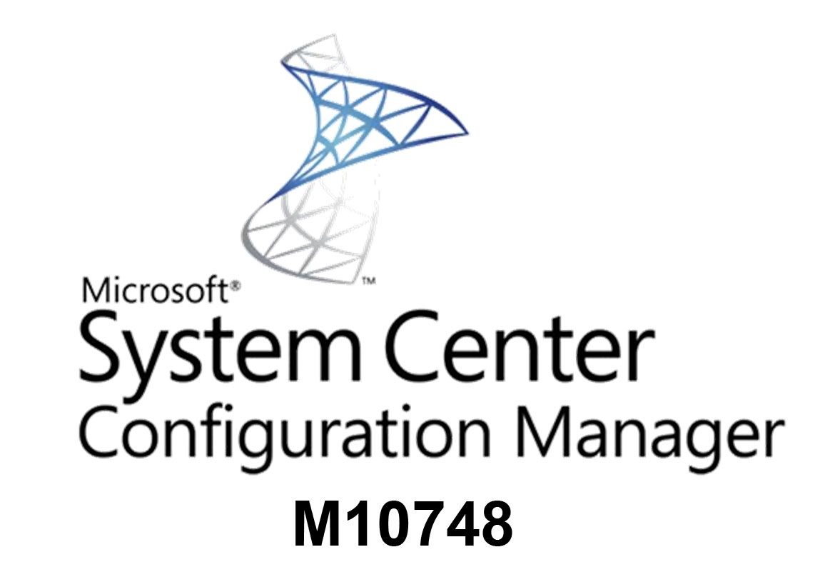 М10748 Развертывание System Center 2012 Configuration Manager