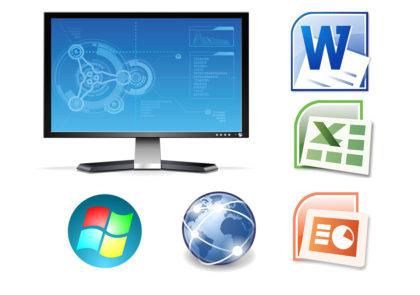 Основы работы с офисными информационными системами (Windows, Word, Excel, PowerPoint, Интернет)