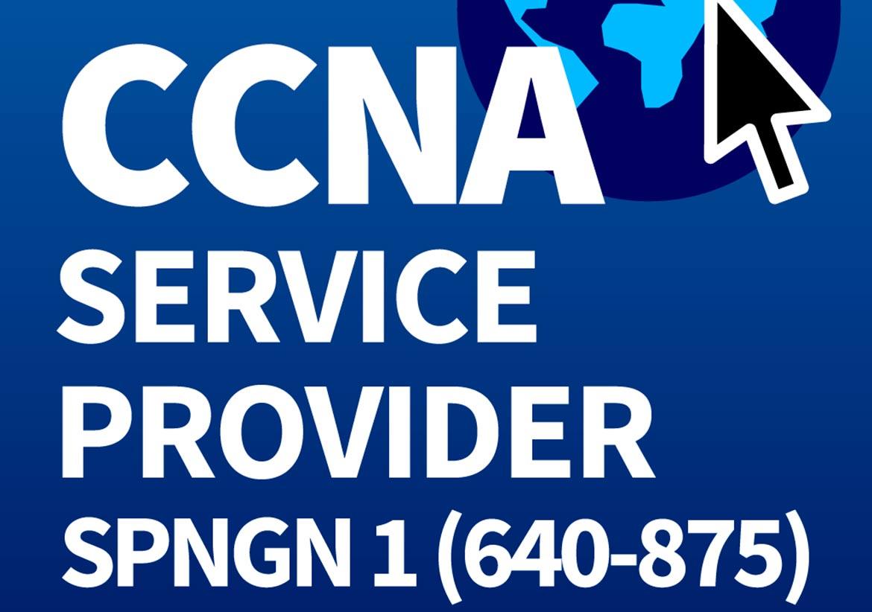 SPNGN1 Построение сети сервис провайдера следующего поколения на оборудовании компании Cisco, Часть 1