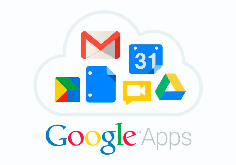 Google Apps для организации работы предприятия