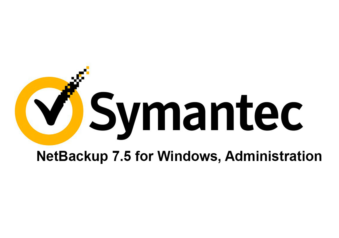 Symantec NetBackup 7.5 for Windows, Administration
