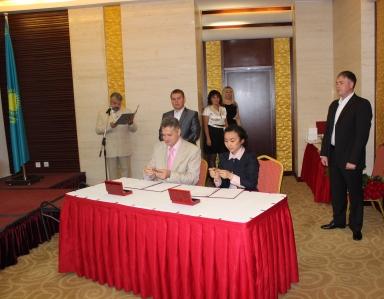 Учебный центр «Трайтек» — участник бизнес-делегации в Казахстане