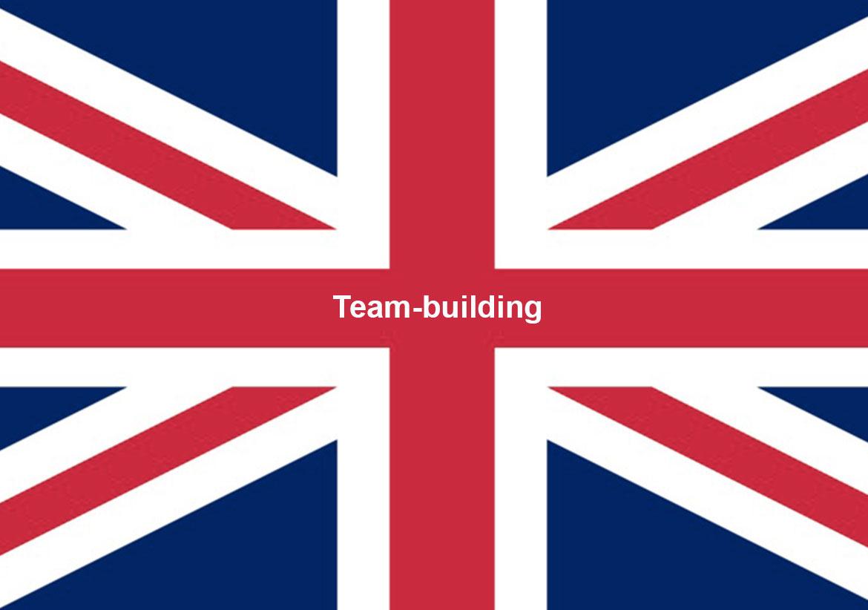 Проект «Team-building» на английском языке
