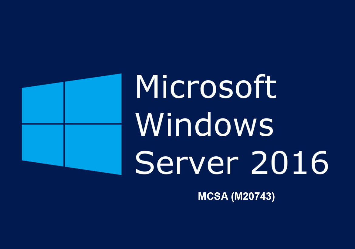 Обновление навыков до MCSA Windows Server 2016 Upgrading Your Skills to Windows Server 2016 MCSA (M20743)