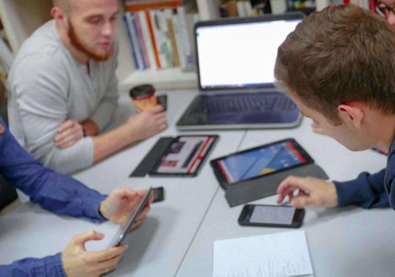 1С: Клуб программистов: Разработка приложений Java для мобильных.