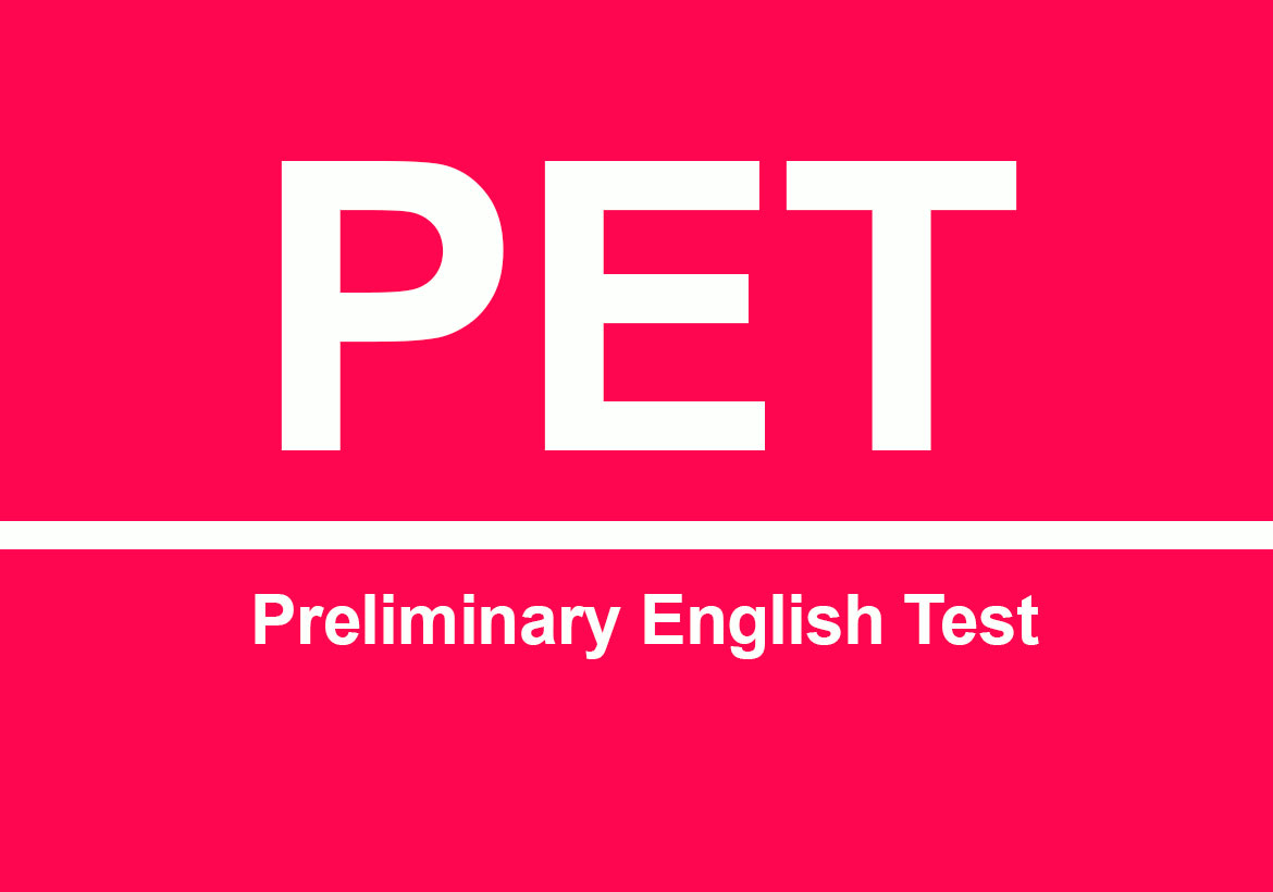 Экзамен Preliminary English Test (PET)
