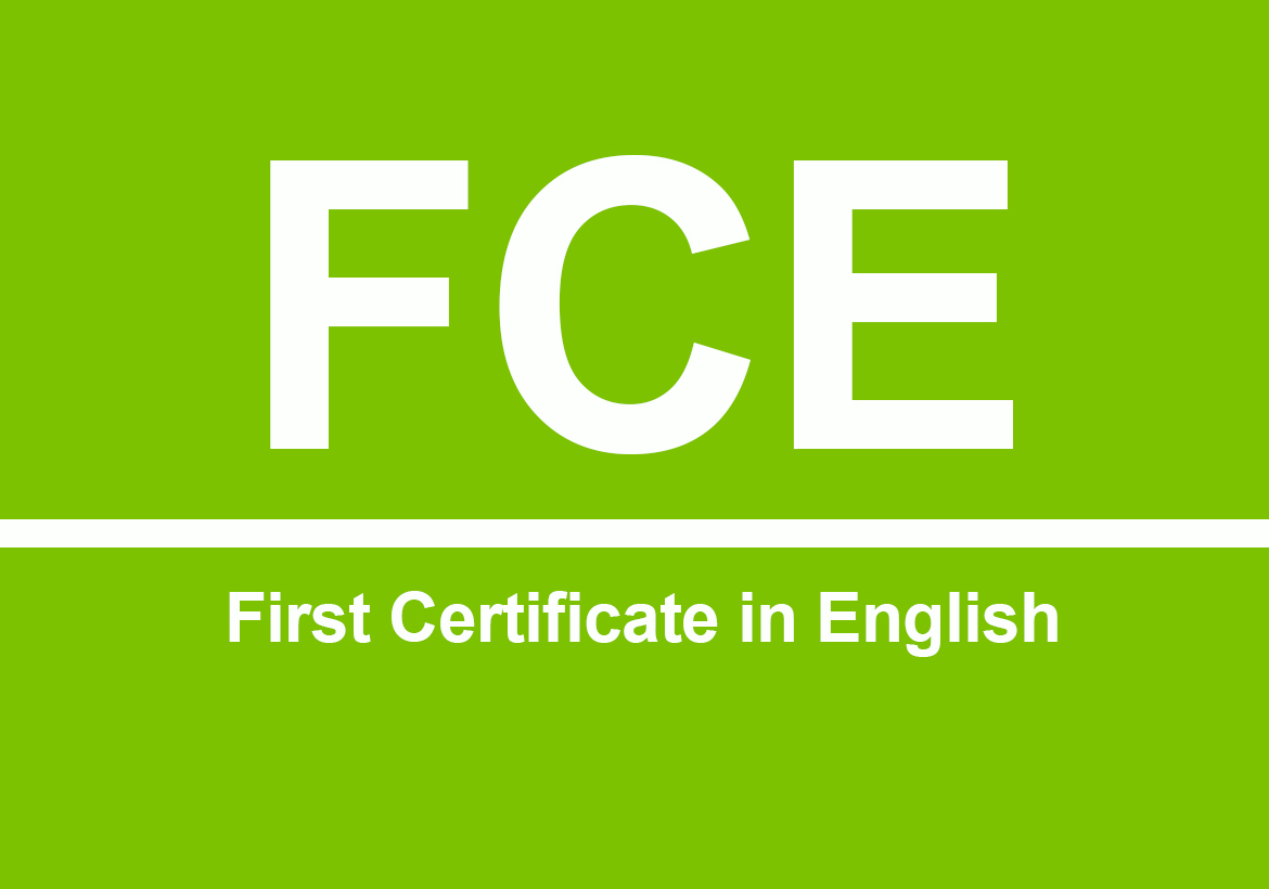 Экзамен FCE — First Certificate in English