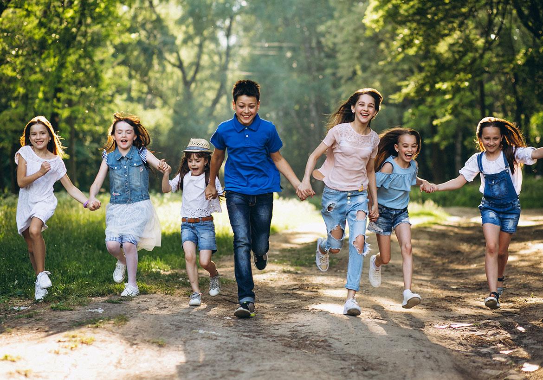 Летний отдых для детей с Трайтеком!