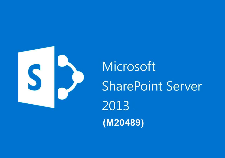 Курс М20489 Создание продвинутых решений для Microsoft SharePoint Server 2013
