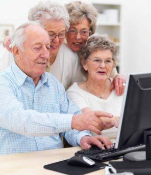 Клуб пенсионеров